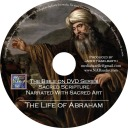 The Life of Abraham (DVD) Narrated Scripture with Sacred Art